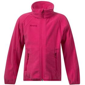 Bergans Bolga Jacket Kids hot pink